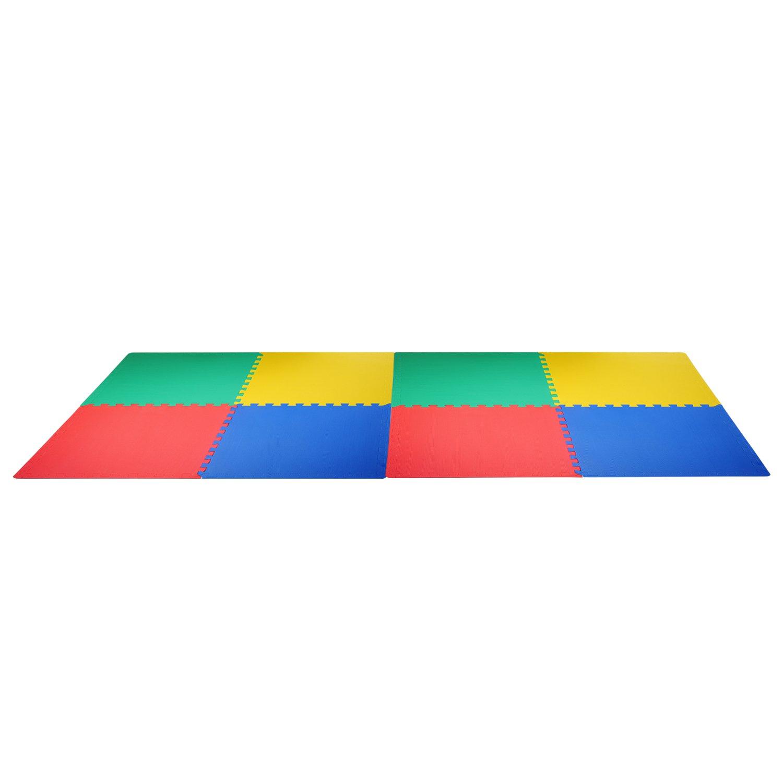 927bb35993a Alfombras Puzzle Goma Espuma EVA 8 piezas