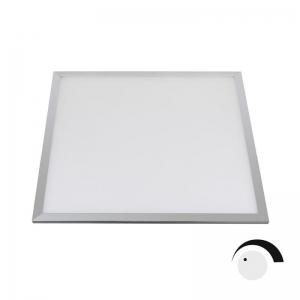 Panel LED SAMSUNG 40 W. 60 x 60 cm. + TUV Driver  0 - 10 V. Regulable Blanco Frío