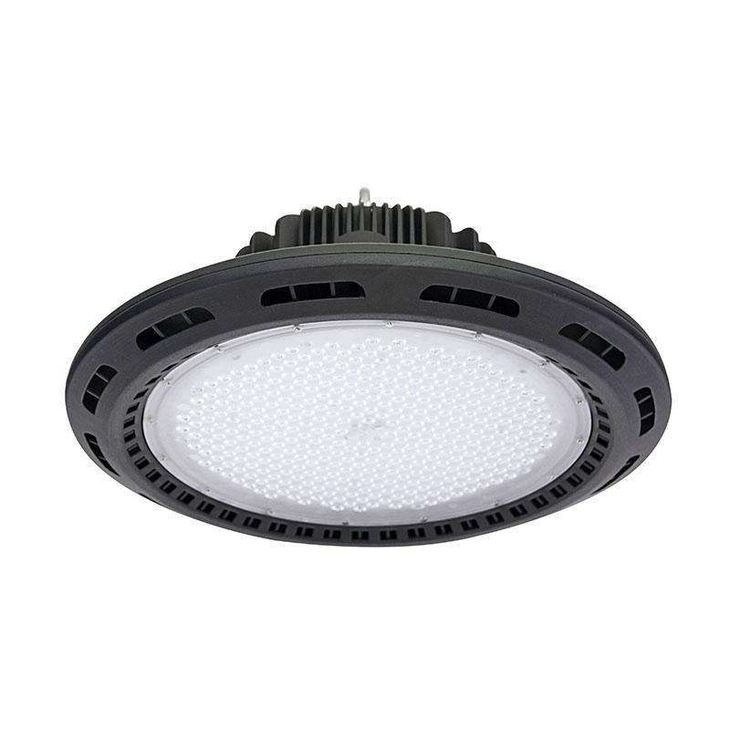 Campana LED Industrial UFO 120W PHILIPS + Driver MEANWELL Blanco Frío