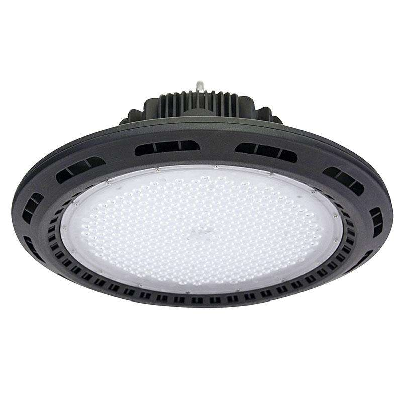 Campana LED Industrial UFO 240W PHILIPS + Driver MEANWELL 0 - 10V Regulable Blanco Frío