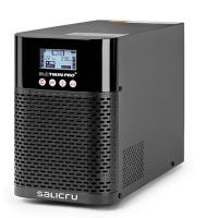 SAI SALICRU SLC 1500 TWIN PRO2 - 1500VA / 1350W - FP 0.9 - ON-LINE DOBLE CONVERSIÓN - USB HID - ECO