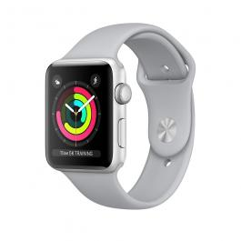 APPLE WATCH S3 (GPS) 42MM CON CAJA ALUMINIO Y CORREA DEPORTIVA GRIS LUMINOSO - MQL02QL/A