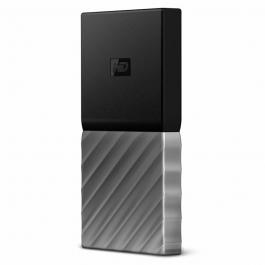 DISCO EXTERNO WESTERN DIGITAL MY PASSPORT SSD - 256GB - SOFTWARE WD BACKUP - WD SECURITY - WD DRIVE