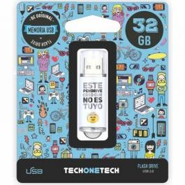 Pendrive TECH ONE TECH No Es Tuyo 32GB