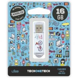 Pendrive TECH ONE TECH Be Bike16GB
