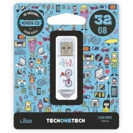 Pendrive TECH ONE TECH Be Bike 32GB
