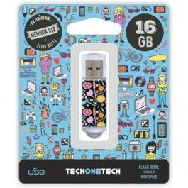 Pendrive TECH ONE TECH Candy Pop 16GB