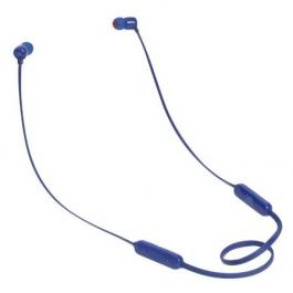 Auriculares Intrauditivos Bluetooth JBL T110BT BLUE - BT 4.0