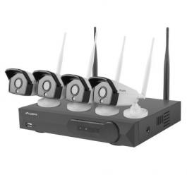 Kit Wifi NVR LANBERG ICS-0404-0013