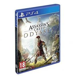 Juego ASSASSINS CREED ODYSSEY para PS4