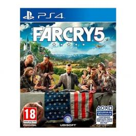Juego FAR CRY 5 para PS4