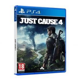 Juego JUST CAUSE 4 para PS4