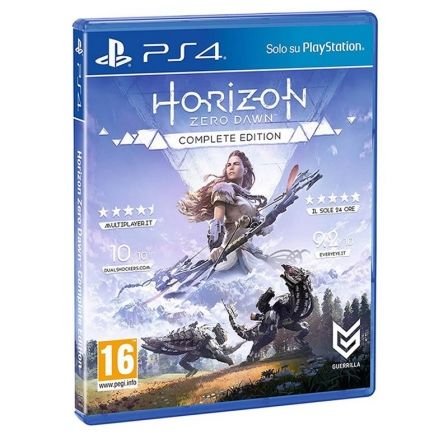 JUEGO PARA CONSOLA SONY PS4 HORIZON ZERO DAWN COMPLETE EDITION