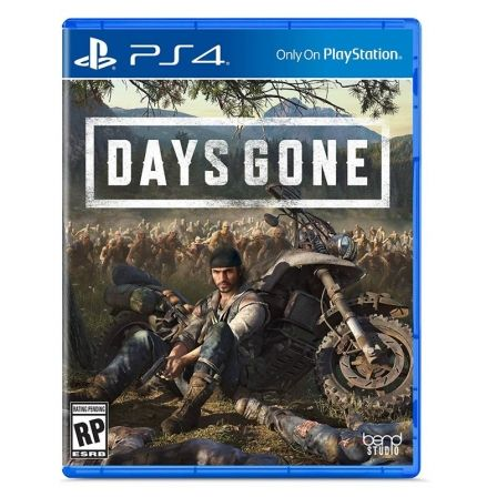 JUEGO PARA CONSOLA SONY PS4 DAYS GONE