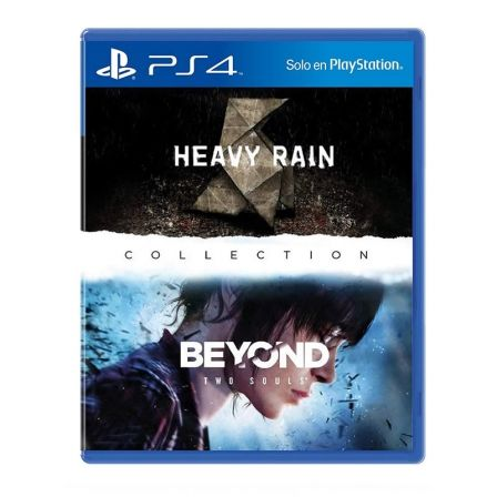 JUEGO PARA CONSOLA SONY PS4 HEAVY RAIN + BEYOND TWO SOULS