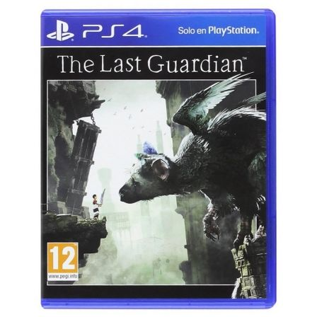 JUEGO PARA CONSOLA SONY PS4 THE LAST GUARDIAN