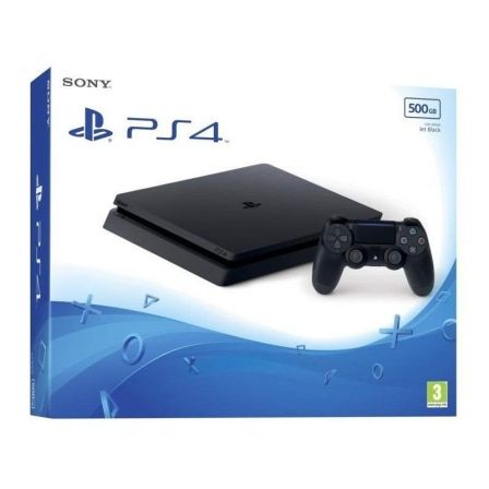 SONY PS 4 SLIM 500GB BK