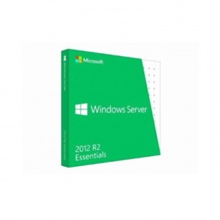 SOFTWARE MICROSOFT WINDOWS SERVER 2012 R2 ESSENTIALS  - 1 SERVIDOR - HASTA 25 USUARIOS - OEM - DVD