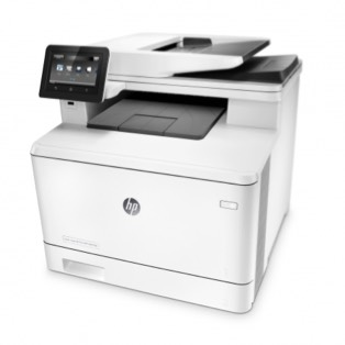 MULTIFUNCION HP LASERCOLOR PRO M477FDN - 28/28PPM -  SCAN 1200PPP - FAX - EPRINT - AIRPRINT - DUPLEX