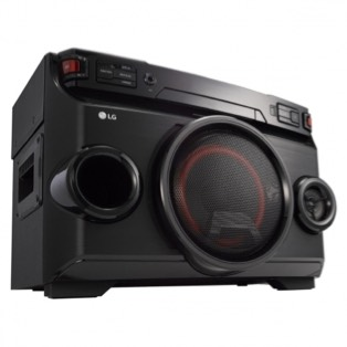MICROCADENA LG XBOOM OM4560 - 220W - BANDEJA CD - RADIO FM - 50 PRESINTONIAS - USB - BLUETOOTH