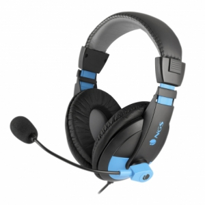 Auriculares NGS MSX9 PRO Blue