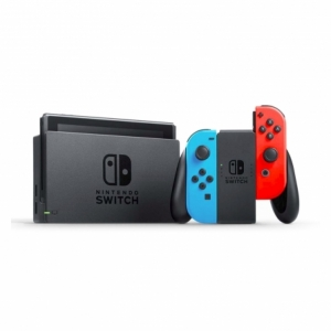 Consola NINTENDO SWITCH Red y Blue