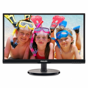 Monitor PHILIPS V-LINE 226V6QSB6 21.5 FULL HD