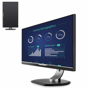 Monitor PHILIPS 258B6QUEB 25 Ips Qhd