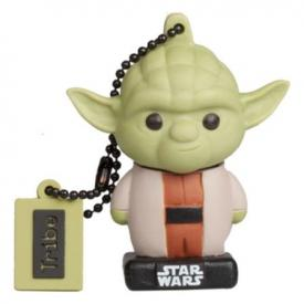 Pendrive TRIBE Star Wars YODA SW8 16 GB Usb 2.0